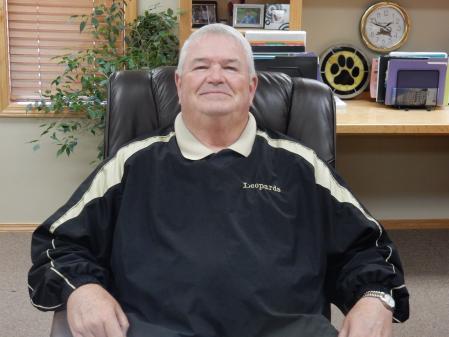 Mr. Bruce Hill, Superintendent