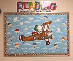 front page bulletin board