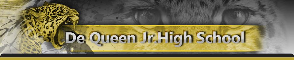 JR. HIGH Banner