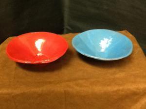 handbuilt bowls