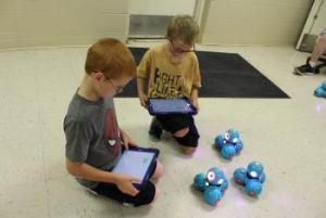 Programming the Dash & Dot