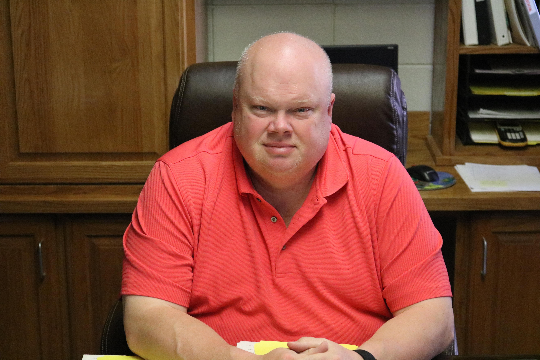 HS Principal - Bryan Blackwood