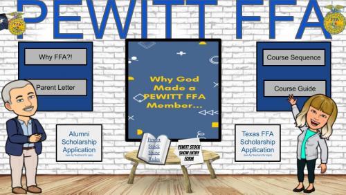 FFA Virtual Classroom