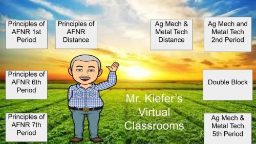 Kiefer's Virtual Classroom