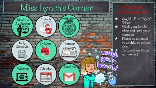 Meet Miss Lynch