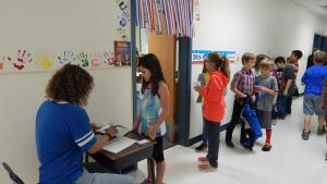 2016 Ector Elementary Mock Election