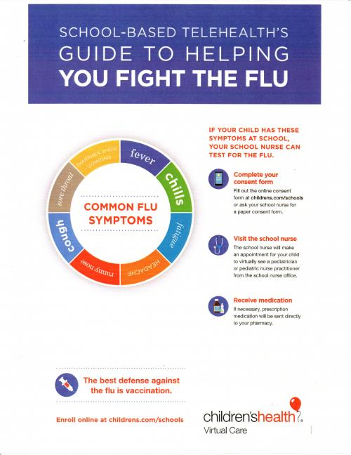 Steps to fight the Flu