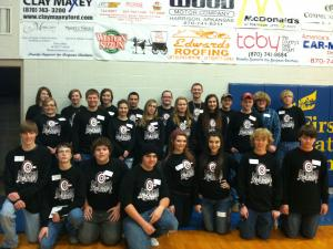 1st Alpena Archery Team