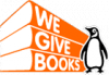 Image that corresponds to We Give Books