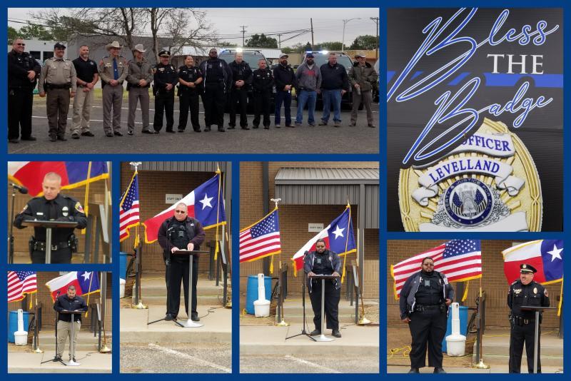 National Law Enforcement Week!