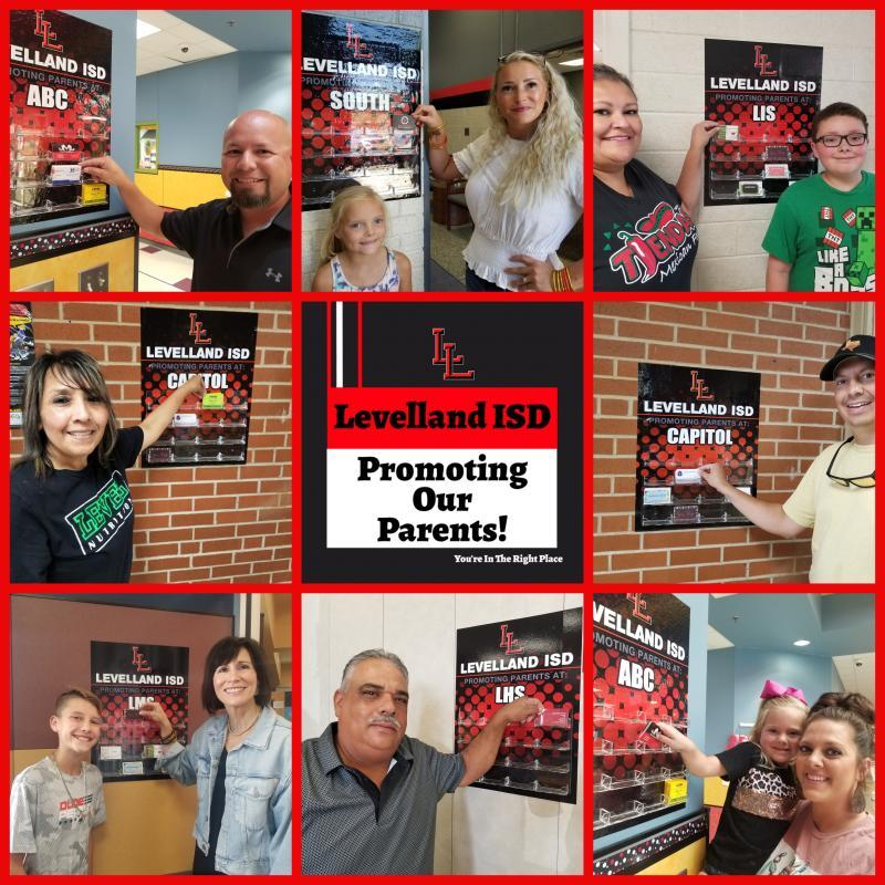 LISD Promotes Parents!