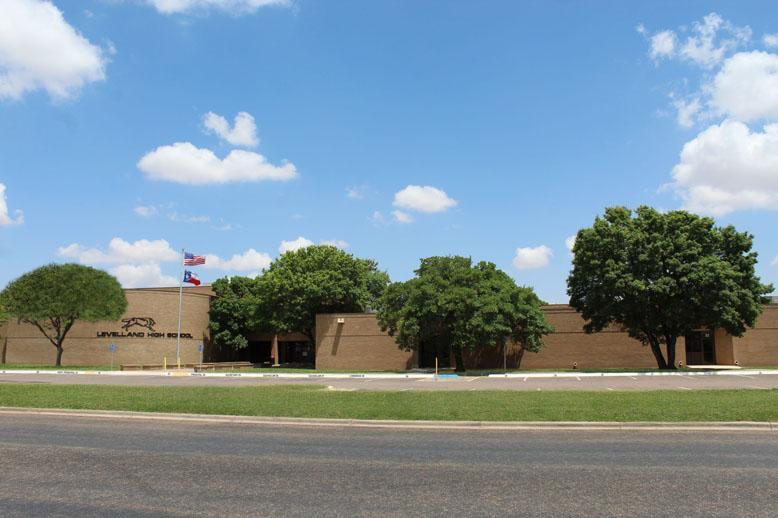 Landscape View facing Levelland ISD: Levelland High School