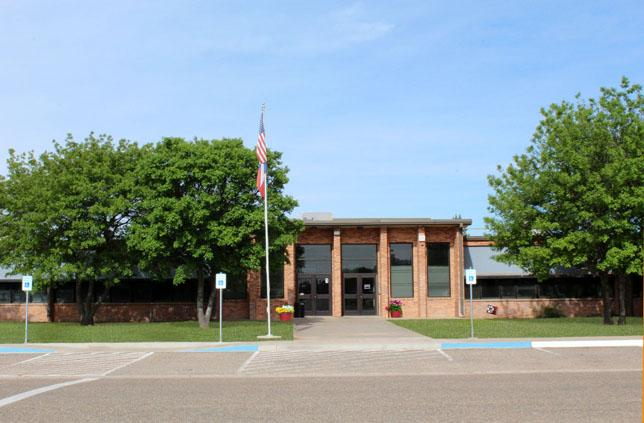 Landscape View facing Levelland ISD: South Elementary School