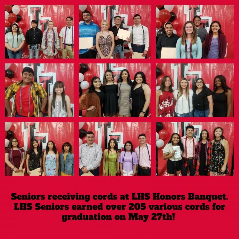 Graduation Cords Earned!