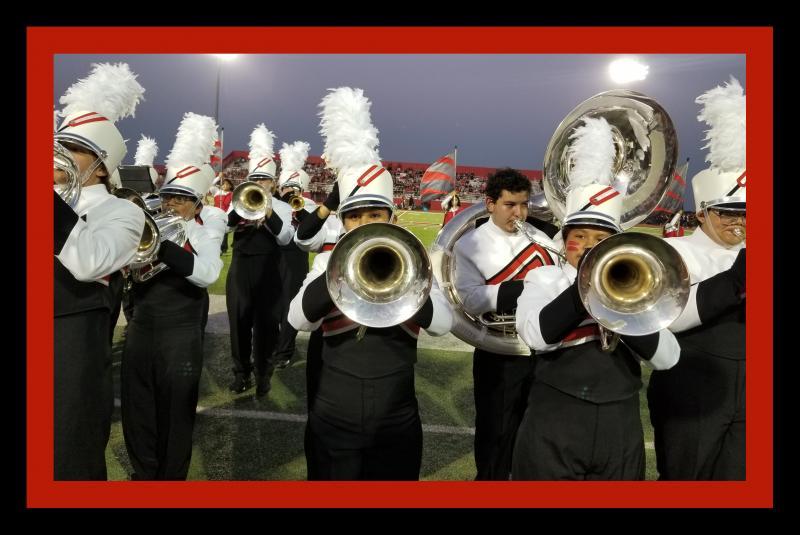 Lobo Band Earns Best in Class
