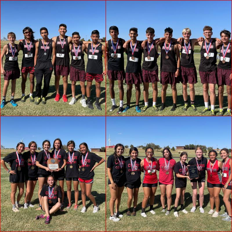 Cross Country Moves to Regionals