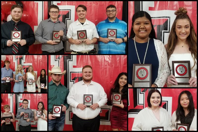 Senior Academic Awards