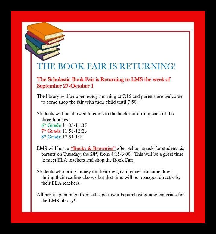 LMS Book Fair