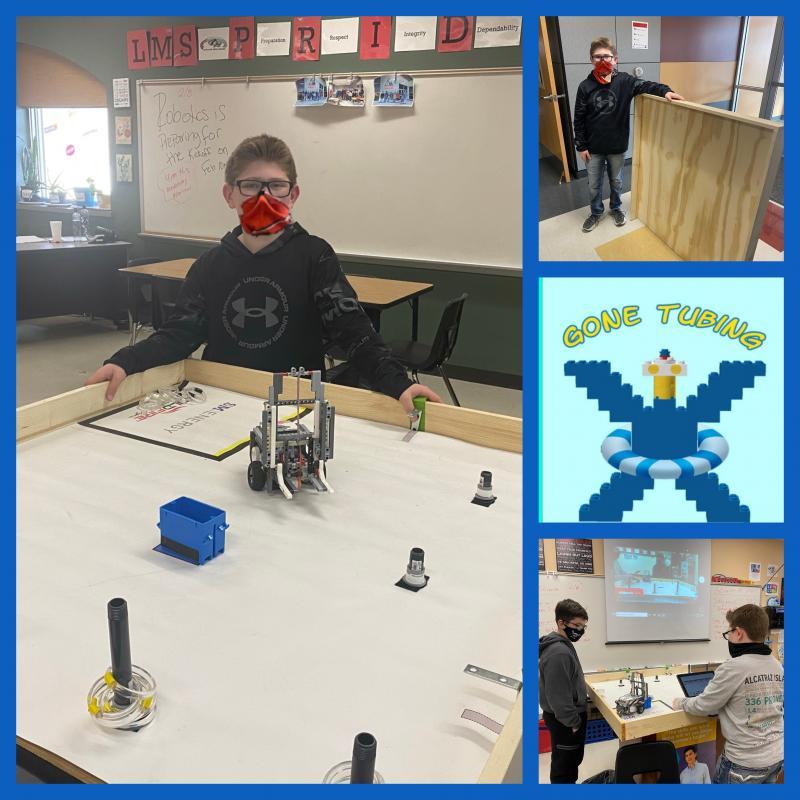 GEAR/Robotics Game Board Engineered
