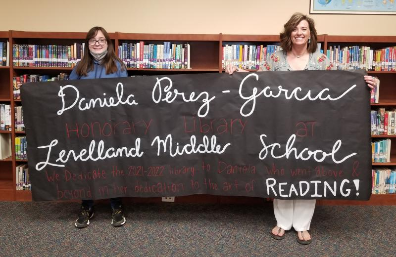 Library Gets Honorary Name
