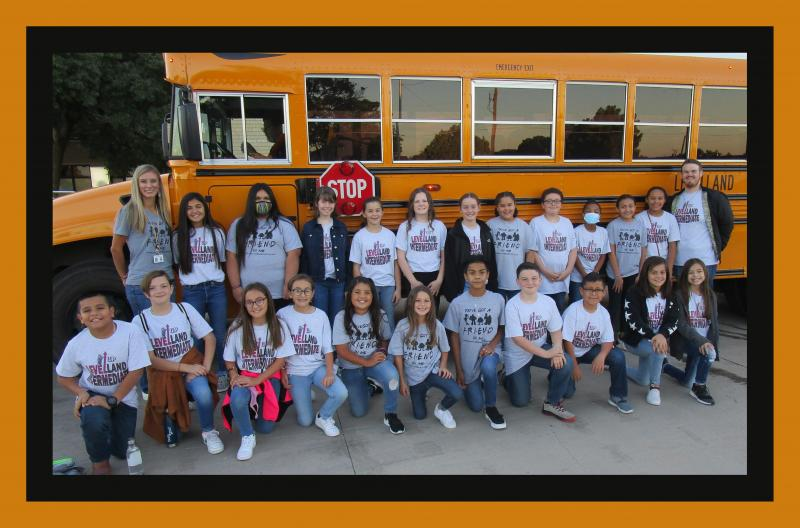 StuCo Attend Leadership Conference