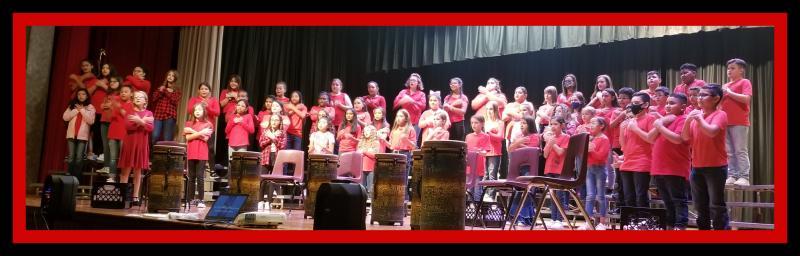 5th Grade Music Concert