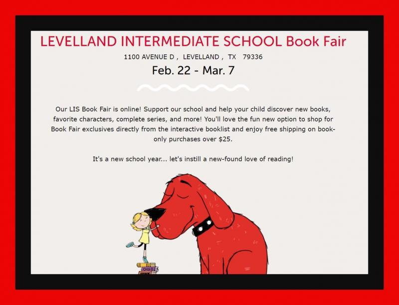 LIS Book Fair is Starting