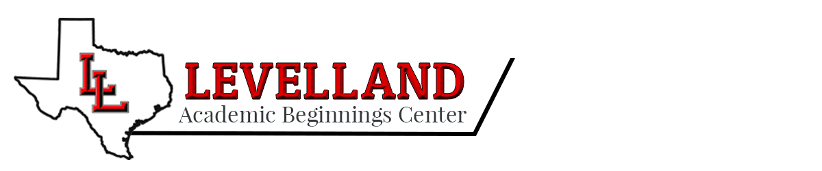 Levelland Academic Beginnings Center Logo