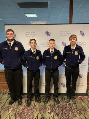 2019 Sr. Quiz Team LDE