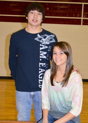 Scotty Jones and Bethany Beebe
