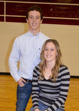 Jacob Austin Patterson and Sabrina Slatton