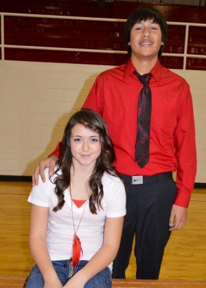 Shannon E. Lane and Isaiah Farias