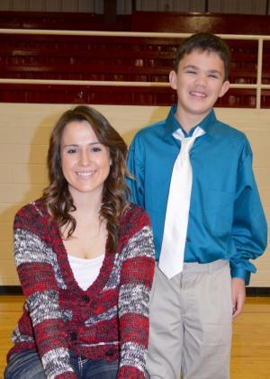 Taylor Freeman and Bradley Lane Tucker