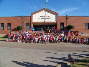 2017 Redskin Spirit Walk - PreK, Kindergarten, and 1st Grade