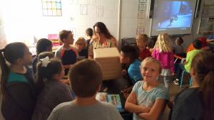 3rd Grade Fair Project 2017