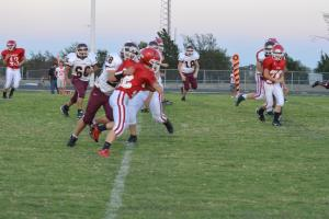 8th/9th FB v Atoka