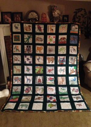 7th grade quilt