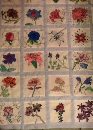8th grade quilt