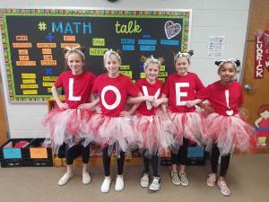 We LOVE Math!!!