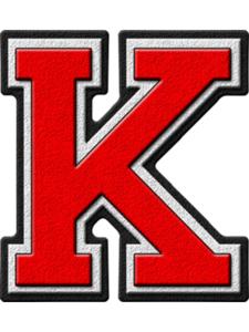 Red Letter K