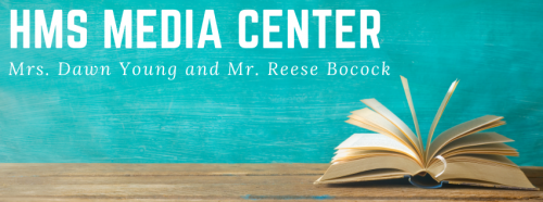 graphic with names - Mrs. Young and Mr. Bocock