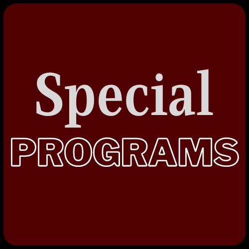 Special programs teachers