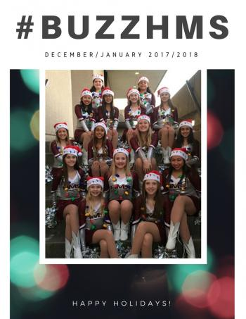 December/January 2017/2018 #buzzhms Magazine