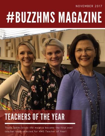 November 2017 #buzzhms Magazine