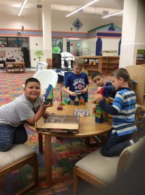 Maker Space fun!