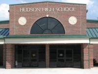Landscape View facing Hudson ISD: Hudson High School