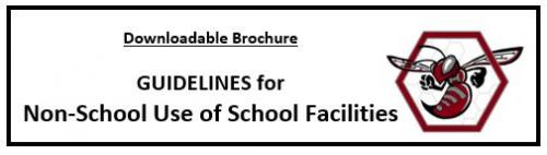 Brochure for Non-School Use of School Facilities
