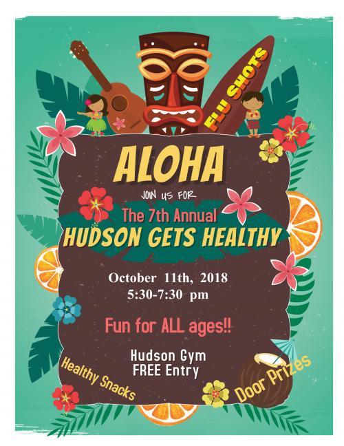 Hudson Get Healthy