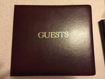 Guest Registery