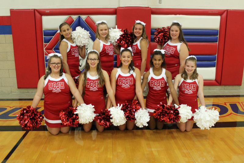 2020 JH Cheerleading